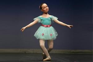 Ballet en base al método Odette