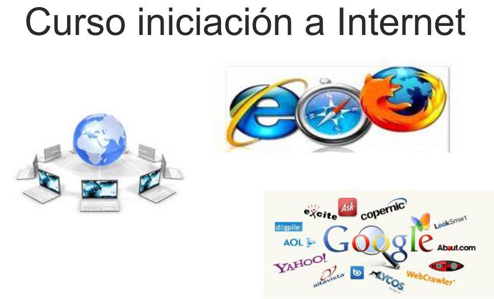 INICIACIÓN INTERNET