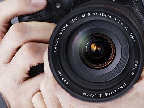 Curso de Jóvenes de Fotografía: Manejo de cámara fotográfica
