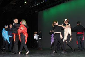 Bailes Latinos y de salón