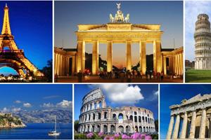 Geografía y Patrimonio de Europa