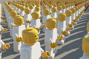¡Aprendamos a entender las mates! con LEGO educación